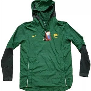 Nike  Apparel NCAA Baylor Bears Windbreaker Jacket